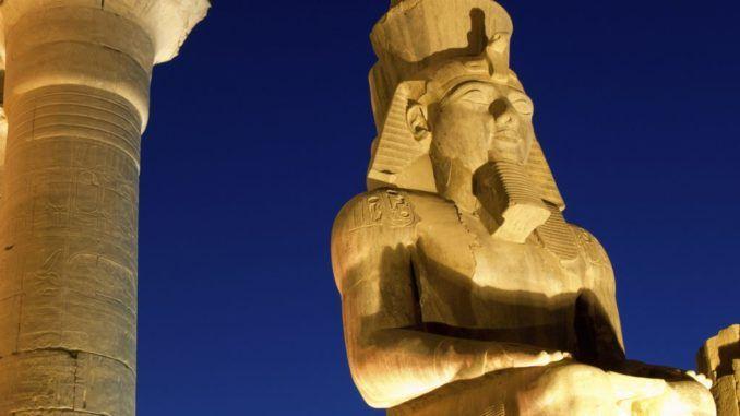 Ruwe katoen uit Egypte