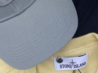 Kwaliteit en Stone Island horen bij elkaar